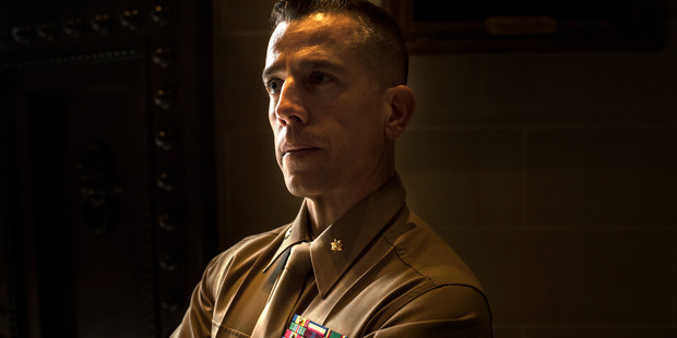 In 2014, a Marine Corps board of inquiry saw no proof that Maj. Mark Thompson had done anything wrong and concluded he should not have been found guilty. Photo / Nikki Kahn / The Washington Post