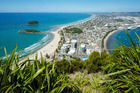While Auckland's market continued to slow, the slack was picked up elsewhere with new record median prices set in the Bay of Plenty and other regions. Photo / Getty Images