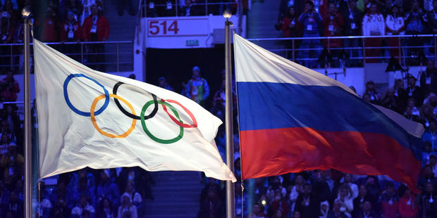 Calls continue for Russia to be banned from the Rio Olympics. Photo / Getty