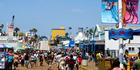 Santa Monica Pier. Photo / Getty Images