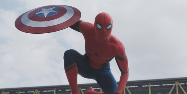 Loading Spider-Man makes a cameo appearance in the latest trailer for Captain America: Civil War.