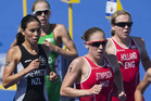 Andrea Hewitt has booked a spot at the Rio Olympics.