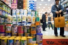 Chinese shoppers tend to do a lot of online research, especially around products for their children. Photo / Bloomberg