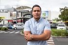 Tavita Milo says he burst into the New Lynn police station holding the bag and shouting