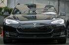 A Tesla Motors Inc. Model S P90D. Photo / Bloomberg