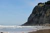Gary Beswick died when his boat overturned 5km north of Waipatiki Beach. Photo / Duncan Brown