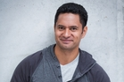 Jarod Rawiri doubts his Shortland Street character would manage an open water swim.