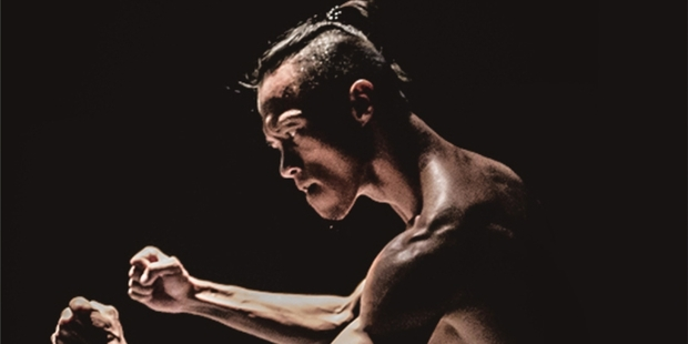 Dancers from Singapore's T.H.E Dance Company start quietly before building to a crescendo in Change and Constancy.