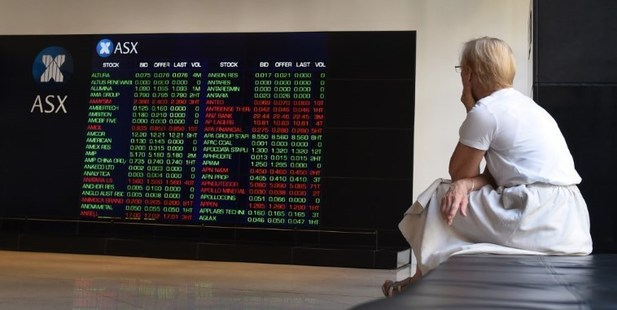 The Australian share market is likely to open 30 points higher. Photo / AFP