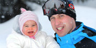 View: Prince William and Kate's skiing holiday