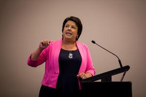 Minister for social housing Paula Bennett. Photo / File