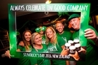 The Bay of Plenty Times went to Rosie O'Grady's to see how Tauranga locals were celebrating Saint Patrick's.