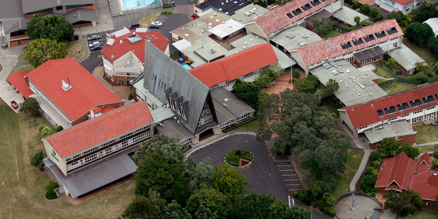 Dilworth School in Auckland. Photo / Dean Purcell