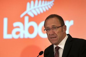 Labour Party leader Andrew Little is calling for a cap on immigration. Photo / File