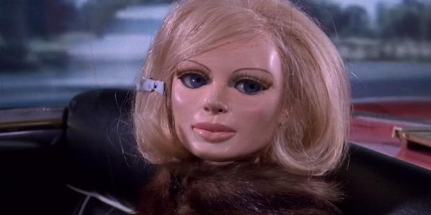 Lady Penelope from Thunderbirds.