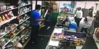 South Auckland shop workers defended themselves with hockey sticks, cricket bats