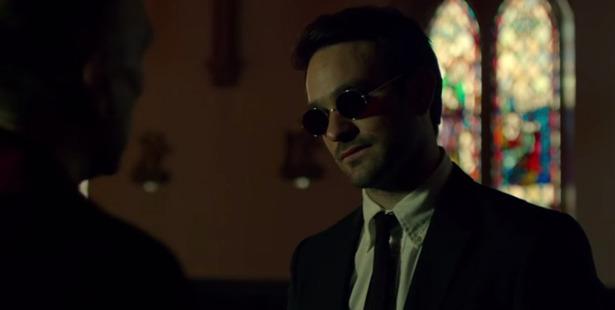 Charlie Cox returns as Matt Murdock in the new season of Daredevil. Photo / Marvel, Netflix