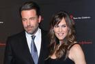 Actors Ben Affleck and Jennifer Garner. Photo / Getty Images