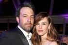 Actor/director Ben Affleck and Jennifer Garner. Photo / Getty Images
