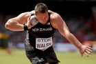 Tom Walsh competes in the Men's Shot Put during the IAAF World Athletics Championships. Photo / Getty Images