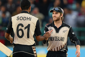 Kane Williamson's captaincy and bowling has been as valuable as his batting. Photo / Getty