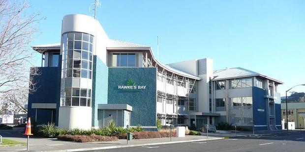 Hawke's Bay Regional Council.