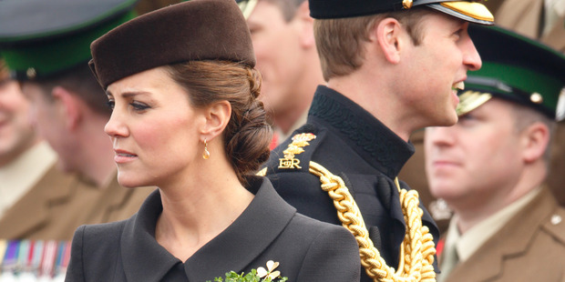 Loading Kate's decision to ditch a 115-year-old tradition has sparked outrage from the public. Photo / Getty