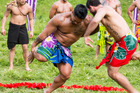 Finding the ultimate Polynesian warrior