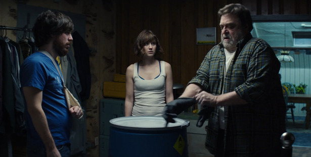 A scene from the movie 10 Cloverfield Lane.
