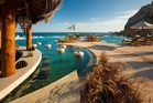 The pool at The Resort at Pedrega, Cabo San Lucas, Mexico.