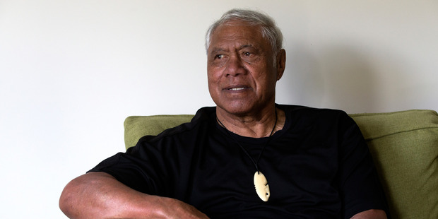 Loading Ex-All Black loose forward legend Waka Nathan at home in Dannemora, Auckland, Waka Nathan suffers from dementia. Photo / Brett Phibbs