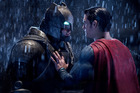 Who would win in a fight between Batman versus Superman? Photo / Supplied