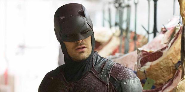 Loading A scene from the upcoming season of Marvel's Daredevil. Photo / Marvel, Netflix