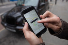 Companies like Uber and AirBnb have claimed much of the early ground in the fourth revolution. Photo / Simon Dawson