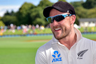Brendon McCullum. Photo / MARTY MELVILLE/AFP/Getty Images