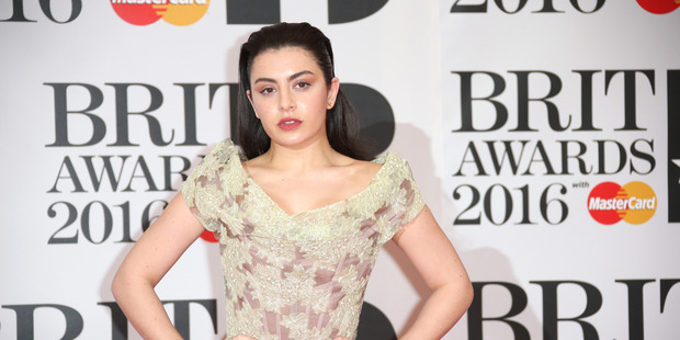 Singer Charli XCX  has found an award she misplaced after a few drinks.