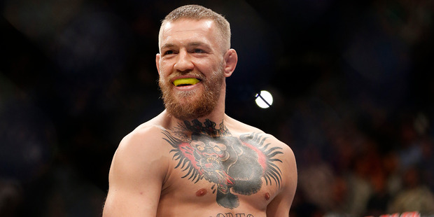 Loading Conor McGregor has become a global sensation seemingly overnight. Photo / AP
