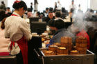 Chefs from China were the largest group given work visas in the past five years. Photo / Steven McNicholl