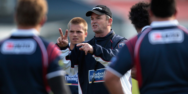 Former Auckland coach Mark Anscombe could be set to for a shift to Canada. Photo / Brett Phibbs