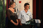 Reporoa farmers Ross and Karla Shaw won the Share Farmers of the Year award at the 2016 Central Plateau Dairy Industry Awards in Rotorua last night.  Photo/File