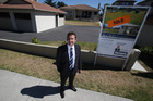 Tauranga Harcourts managing director Simon Martin.