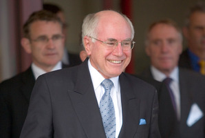 Former Australian Prime Minister John Howard has re-entered the gun debate. Photo / Mark Mitchell