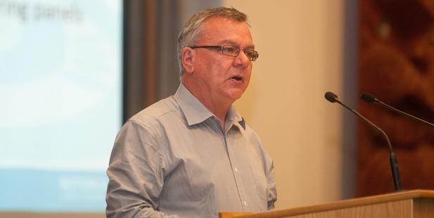 Council chief executive Geoff Williams.  Photo/File