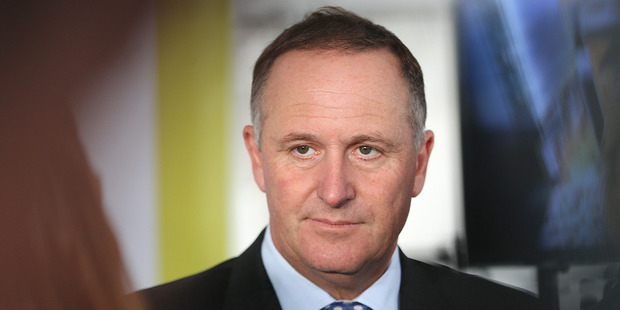 John Key has distanced himself from comments made by SIS director Rebecca Kitteridge about jihadi brides. Photo / Doug Sherring