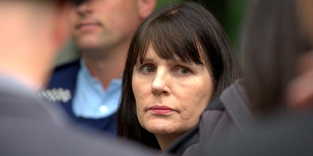 Hamilton mayor Julie Hardaker is not seeking re-election. Photo / Nick Reed