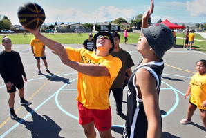 The Te Arawa games start today.  Photo/Ben Fraser