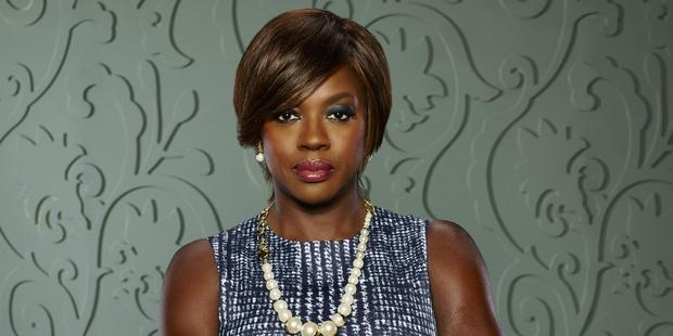 Viola Davis, star of How to Get Away with Murder.