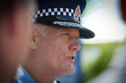 Counties Manukau District Commander Superintendent John Tims. South Auckland police will launch a new unit to tackle New Zealand's horrifying record of child abuse. Photo / Sarah Ivey