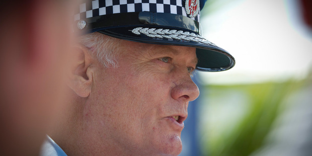 Loading Counties Manukau District Commander Superintendent John Tims. South Auckland police will launch a new unit to tackle New Zealand's horrifying record of child abuse. Photo / Sarah Ivey