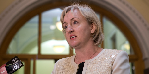 Justice Minister Amy Adams says new crime measures aren't a shifting of the goalposts as officials seek answers on why two key Government targets could be missed. Photo / Mark Mitchell